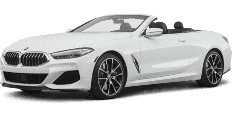 BMW 8 Series M850i Convertible