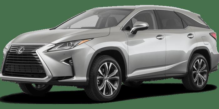 2019 Lexus RX RX 350L Premium FWD