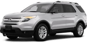 Ford Explorer XLT FWD
