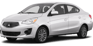2018 Mitsubishi Mirage Prices