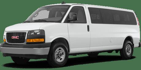 GMC Savana Passenger 3500 LT LWB
