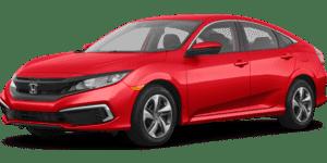 2019 Honda Civic in Livengood, AK