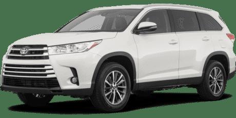 Toyota Highlander XLE V6 AWD