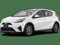 2019 Toyota Prius c Reviews