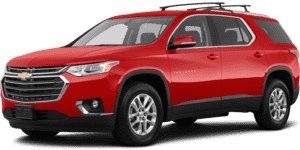 2020 Chevrolet Traverse in Woodstock, IL