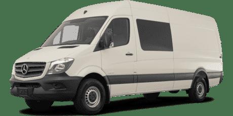 """Mercedes-Benz Sprinter Cargo Van 4500 High Roof 170"""" RWD"""