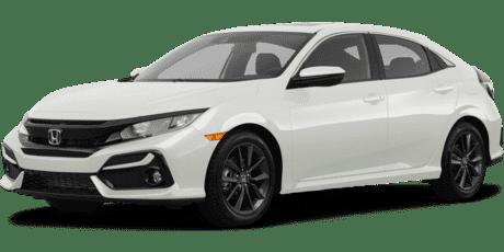 Honda Civic EX Hatchback CVT