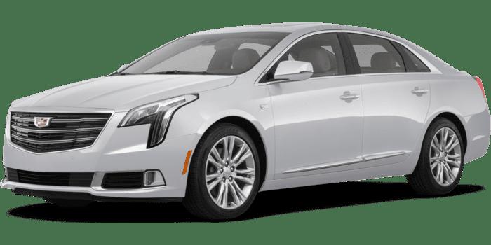 2019 Cadillac XTS Platinum AWD
