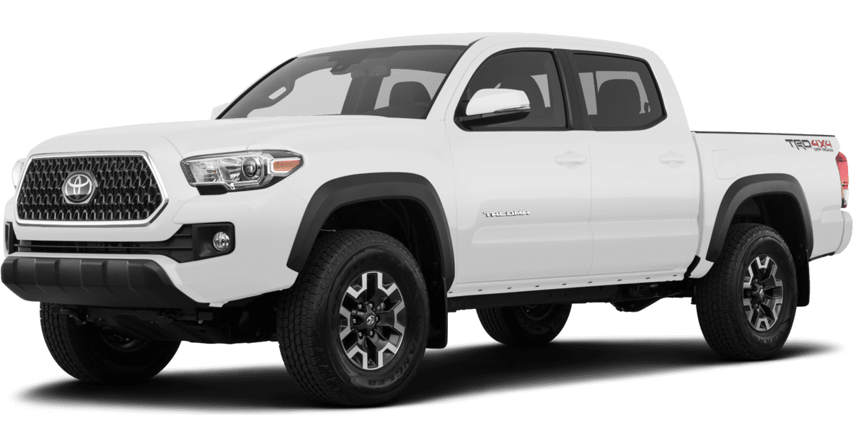 2019 Toyota Tacoma Prices Reviews Incentives Truecar