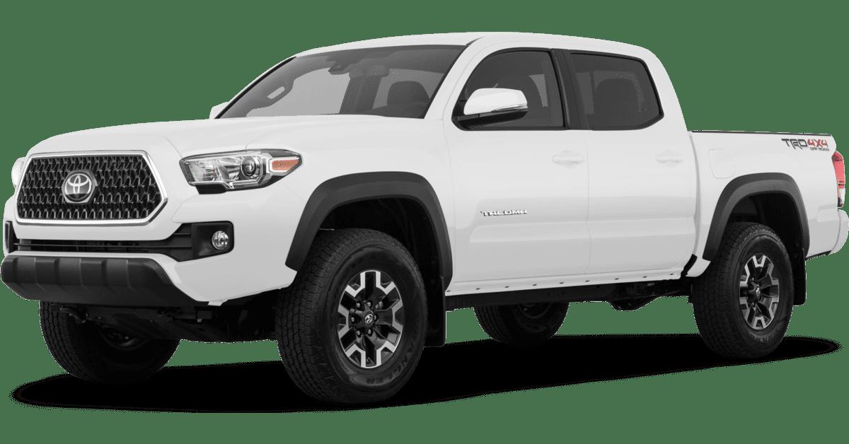 New Toyota Tacoma >> 2020 Toyota Tacoma Prices Reviews Incentives Truecar