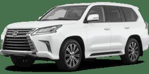 2021 Lexus LX Prices