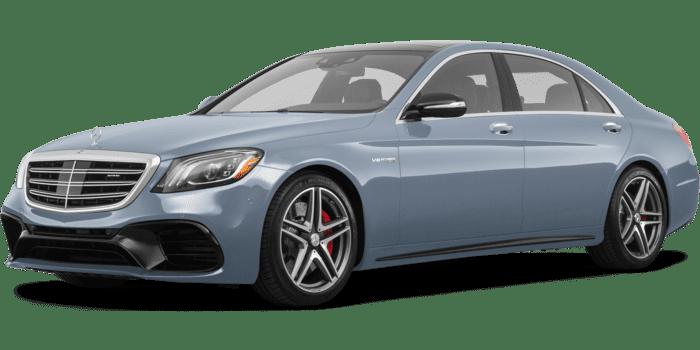 Mercedes-Benz S-Class AMG S 63 4MATIC+ Sedan