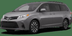 2020 Toyota Sienna in Hollywood, FL