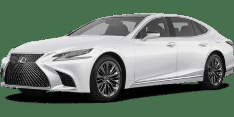 Lexus LS LS 500 F Sport AWD