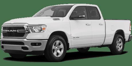 """Ram 1500 Laramie Quad Cab 6'4"""" Box 2WD"""