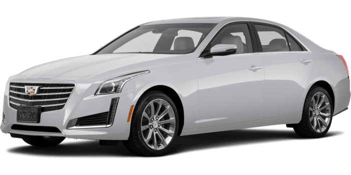 Cadillac CTS Luxury 2.0L Turbo AWD