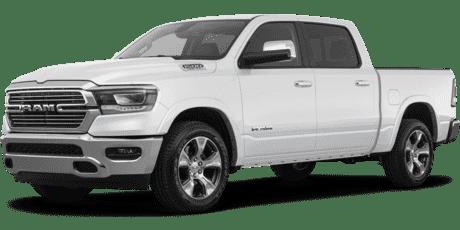 "Ram 1500 Laramie Crew Cab 5'7"" Box 2WD"