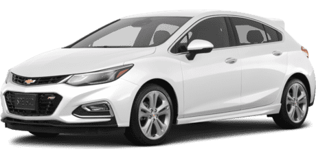 Chevrolet Cruze Premier with 1SF Hatchback Automatic