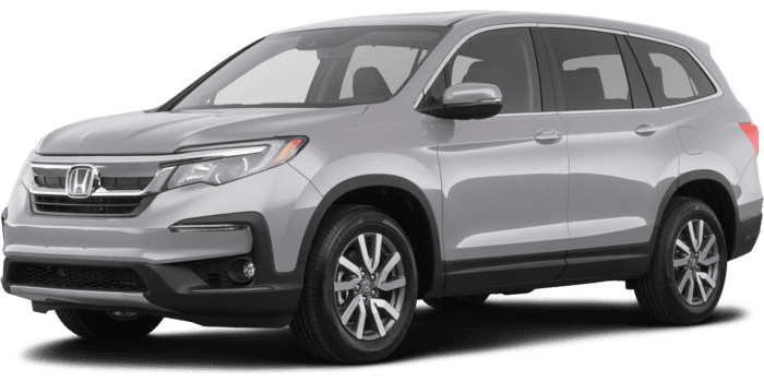 2020 Honda Pilot EX-L with Navigation/Rear Entertainment System AWD