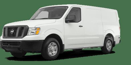 Nissan NV Cargo NV1500 Standard Roof V6 SV