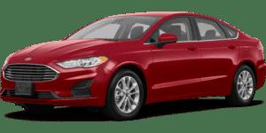 2020 Ford Fusion in El Paso, TX