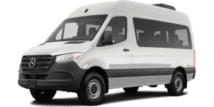 2019 Mercedes-Benz Sprinter Passenger Van Prices