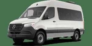 2020 Mercedes-Benz Sprinter Passenger Van Prices