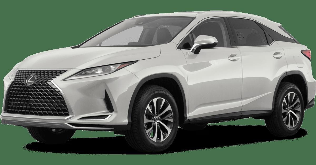 2021 Lexus Rx Prices Incentives Truecar
