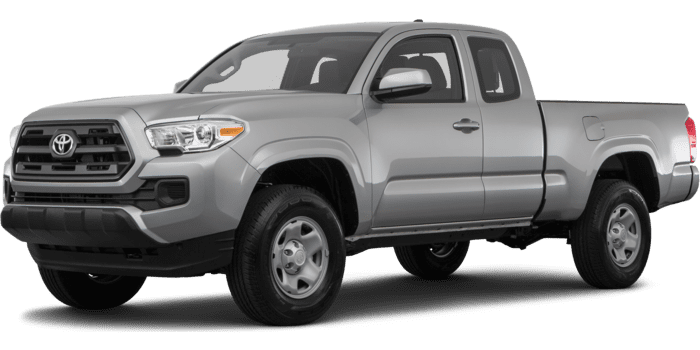 Toyota Tacoma Prices Incentives Dealers TrueCar - 2018 toyota tacoma dealer invoice price