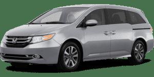 2016 Honda Odyssey in San Carlos, CA
