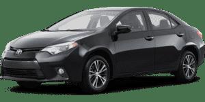 2016 Toyota Corolla in BELLFLOWER, CA
