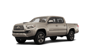 2017 Toyota Tacoma in Fairbanks, AK