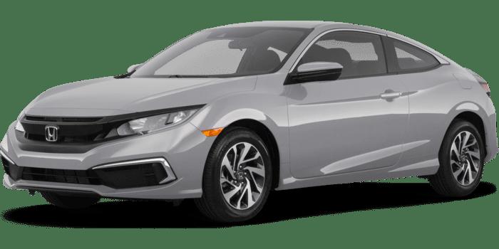 2019 Honda Civic LX Coupe CVT