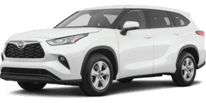 2020 Toyota Highlander in Manhattan Beach, CA