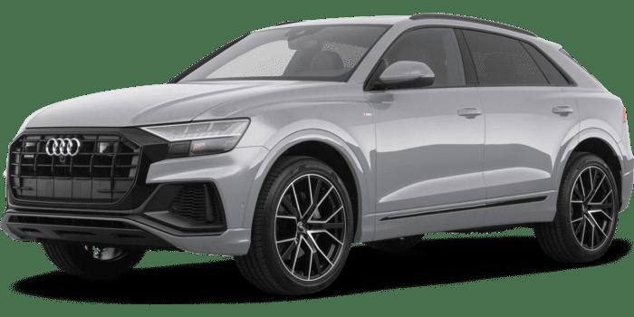 2019 Audi Q8 Prices, Incentives & Dealers