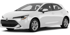 2019 Toyota Corolla Hatchback Prices