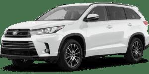 2019 Toyota Highlander in Batavia, NY