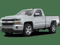 2018 Chevrolet Silverado 1500 Reviews