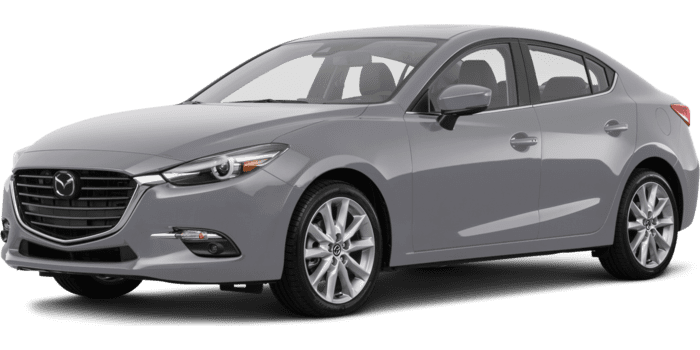 (1366) 2018 Mazda Mazda3 4 Door