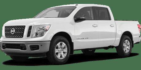 Nissan Titan SV Crew Cab RWD
