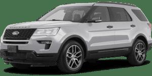 2019 Ford Explorer in El Paso, TX
