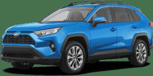 2020 Toyota RAV4 in Hollywood, FL