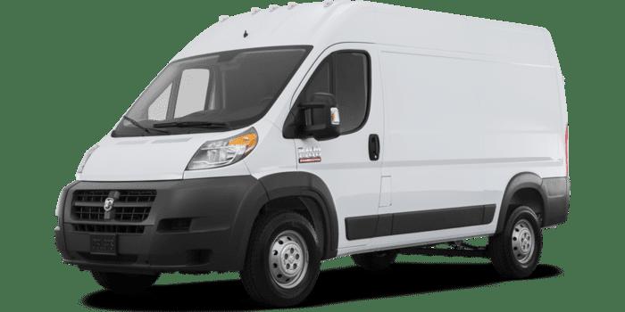 2019 Ram ProMaster Window Van