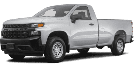 2020 Chevrolet Silverado 1500 WT Regular Cab Long Box 4WD