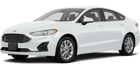 Ford Fusion S FWD