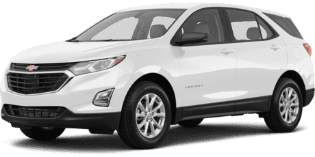 Chevrolet Equinox LS with 1LS AWD