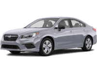 2018 Subaru Legacy Reviews