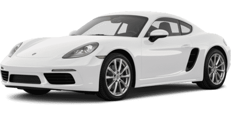 Porsche 718 Cayman Coupe