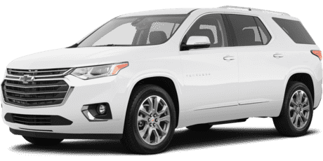 Chevrolet Traverse Premier with 1LZ AWD