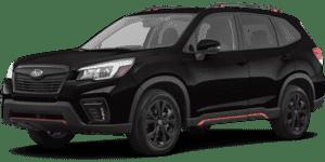 2020 Subaru Forester in Hawthorne, CA